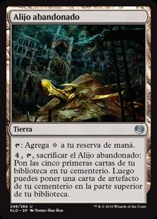 Alijo abandonado - Sequestered Stash