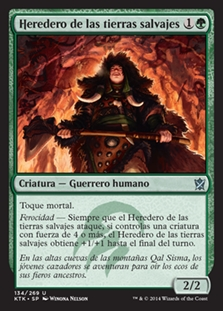 Heredero de las tierras salvajes - Heir of the Wilds