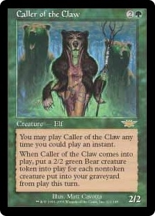 Convocadora de la Garra - Caller of the Claw