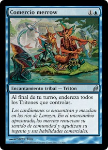 Comercio merrow - Merrow Commerce (Foil)