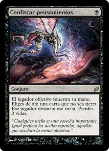 Confiscar pensamientos - Thoughtseize (MP)