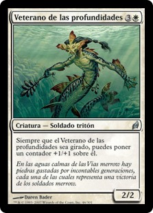 Veterano de las profundidades - Veteran of the Depths