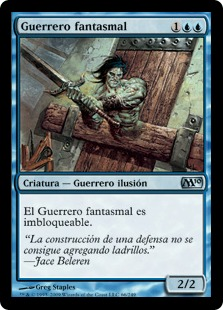 Guerrero fantasmal - Phantom Warrior