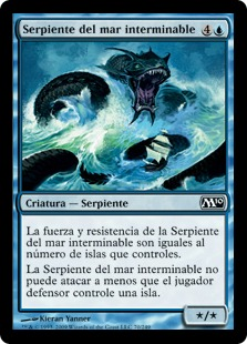 Serpiente del mar interminable - Serpent of the Endless Sea