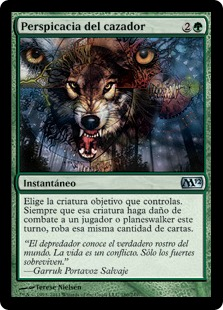 Perspicacia del cazador - Hunter\'s Insight