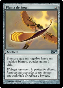 Pluma de ángel - Angel's Feather
