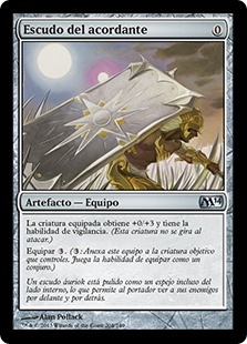 Escudo del acordante - Accorder's Shield (Foil)