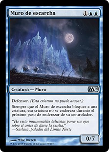 Muro de escarcha - Wall of Frost