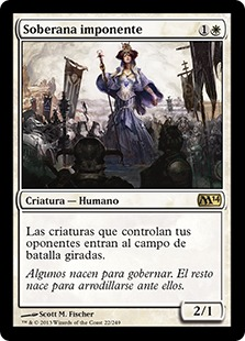 Soberana imponente - Imposing Sovereign