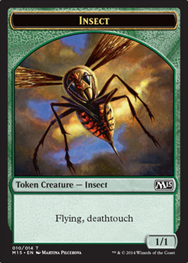 Ficha de Insecto - Insect Token