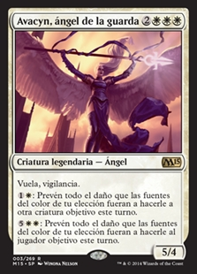 Avacyn, ángel de la guarda - Avacyn, Guardian Angel