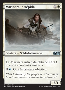 Marinera intrépida - Dauntless River Marshal