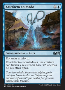 Artefacto animado - Ensoul Artifact