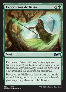 Expedición de Nissa - Nissa's Expedition