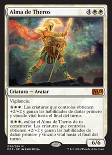 Alma de Theros - Soul of Theros