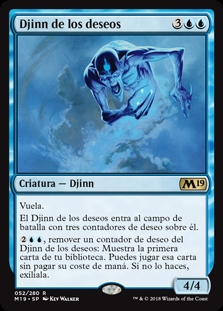 Djinn de los deseos - Djinn of Wishes