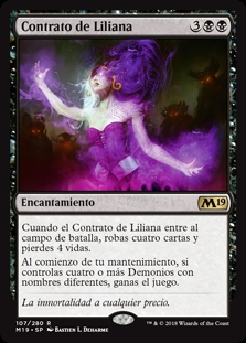 Contrato de Liliana - Liliana's Contract