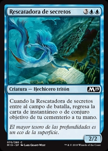 Rescatadora de secretos - Salvager of Secrets