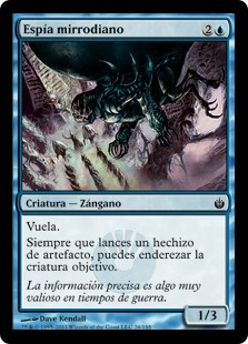 Espía mirrodiano - Mirran Spy (CHINO)