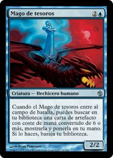 Mago de tesoros - Treasure Mage