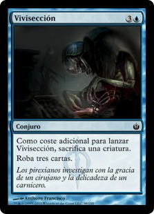 Vivisección - Vivisection