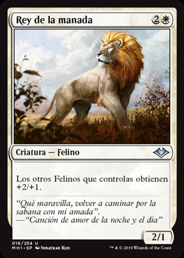 Rey de la manada - King of the Pride