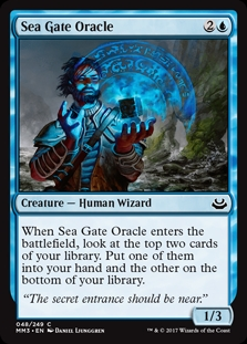 Oráculo de Portal Marino - Sea Gate Oracle