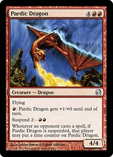 Pardic Dragon - Dragón párdico