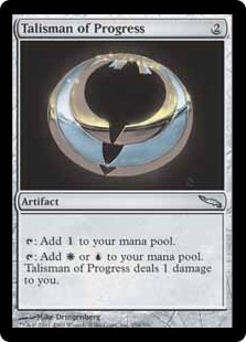 Talismán del progreso - Talisman of Progress