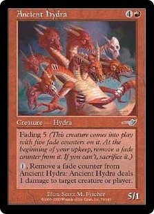 Hidra antigua - Ancient Hydra (Foil)