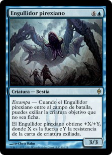 Engullidor pirexiano - Phyrexian Ingester