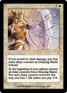 Escudo dilatorio - Delaying Shield