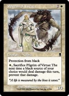 Peregrino de virtud - Pilgrim of Virtue (MP)