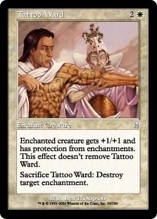 Tatuaje protector - Tattoo Ward