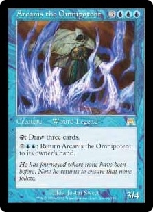 Arcanis el Omnipotente - Arcanis the Omnipotent