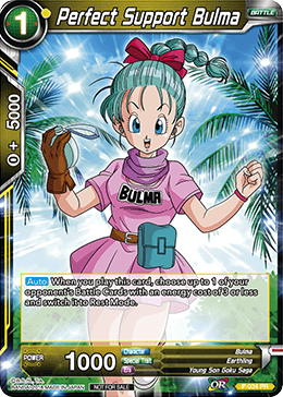 Perfect Support Bulma (Foil)