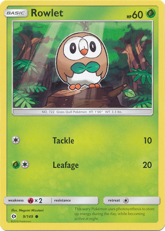 Rowlet (Common)