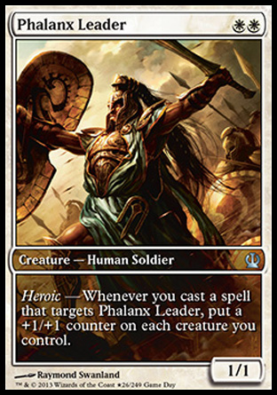 Líder de la Falange - Phalanx Leader (Game Day)