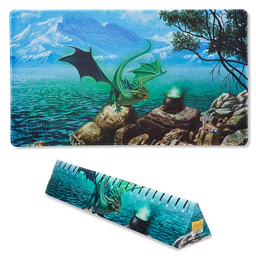 Playmat Dragon Shield Mint Matte