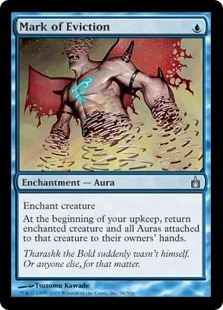 Marca de destierro - Mark of Eviction (Foil)