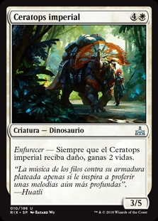 Ceratops imperial - Imperial Ceratops (Foil)