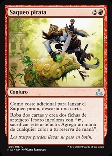 Saqueo pirata - Pirate's Pillage