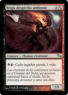 Bruja despecho ardiente - Spiteflame Witch