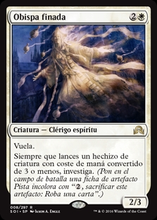 Obispa finada - Bygone Bishop (Foil)(LP)
