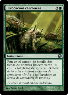 Invocación carroñera - Carrion Call