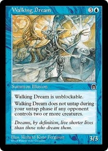 Sueño andante - Walking Dream (HP)