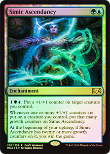 Supremacía simic - Simic Ascendancy (Draft Weekend)