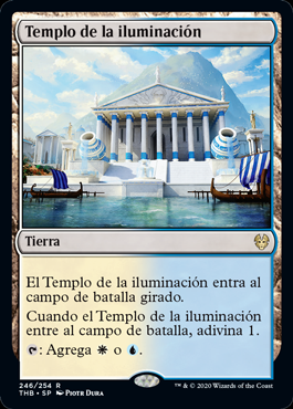 Templo de la iluminación - Temple of Enlightenment (Pre-Release)(Foil)