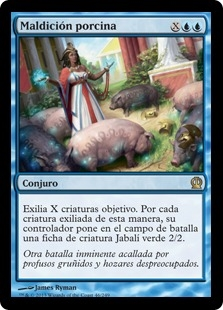 Maldición porcina - Curse of the Swine