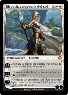 Elspeth, campeona del sol - Elspeth, Sun's Champion (Chino)